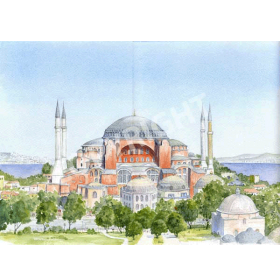 St Sophia Cathedral Istanbul
