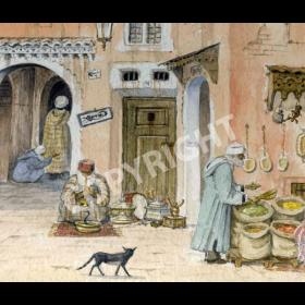 Marrakech Alley Ways